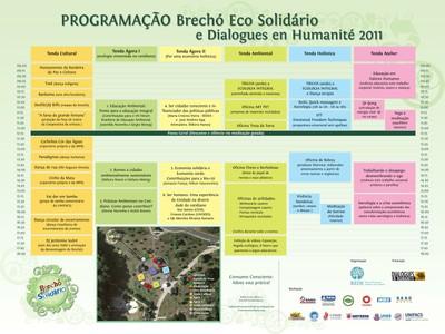 Programação Brechó ES 2011