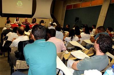 Mesa Redonda - Legislação Ambiental, Espaços públicos e Desarborização