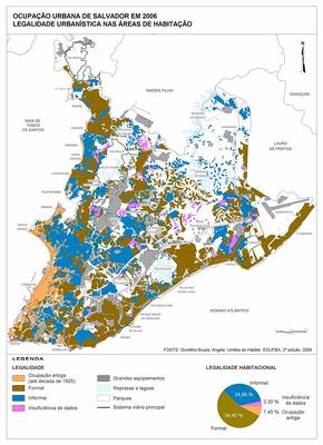 Legalidade Urbanística nas Áreas de Habitação (2006)